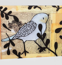 Sweet Feather - Postcard