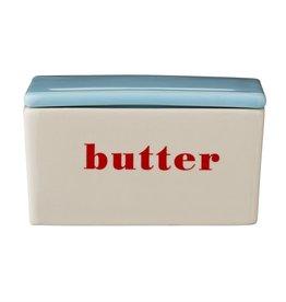 """Butter Box - Ceramic 5""""x2.75"""""""