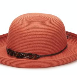 Hat - Kettle Brim w/ Tortise Rust - Womens