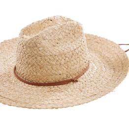 Hat - Mens Raffia
