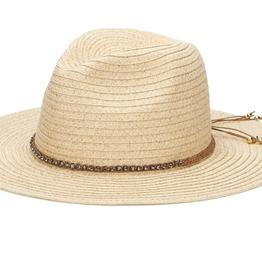 Hat - Paperbraid Panama Fedora