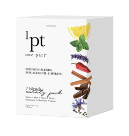 Infusion Pack - Variety, 7 blends