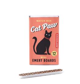 "Emery Board - Cat Paw 1.6""x2.8"""