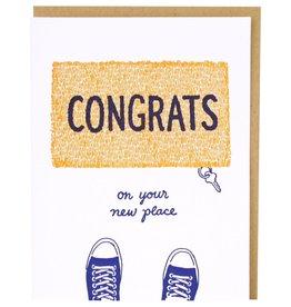 Doormat Congrats