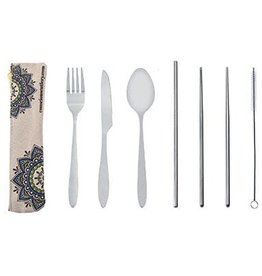 Cutlery Travel Set 8""