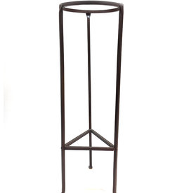 """Plant Stand Iron - 8""""x26"""""""