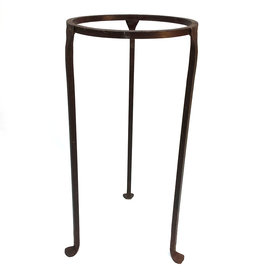 """Plant Stand Iron - 8""""x17"""""""