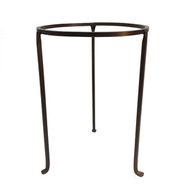 """Plant Stand Iron - 12""""x17"""""""