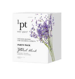 Infusion Pack - Party, Floral*