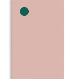 "Dot Pad - Rose 4.25""x6.5"""