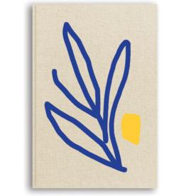 """Clothbook - Leaf 4""""x6"""""""