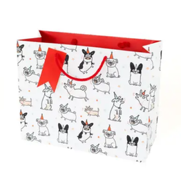 Gift Bag - Party Dogs