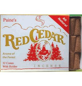Incense - Red Cedar Cones