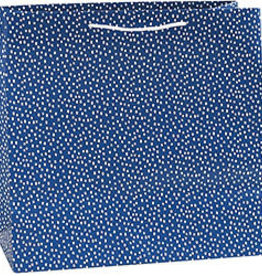 "Gift Bag - Flurry Royal Large 13""x12.5"""