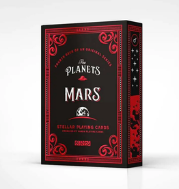 Playing Cards - Mars