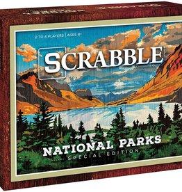 Game - Scrabble National Parks