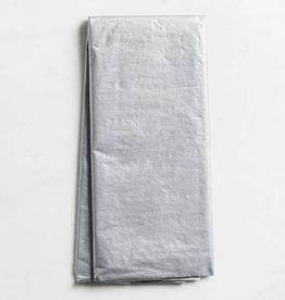 "Tissue Paper - Silver 8 pcs 20""x30"""