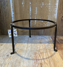 """Plant Stand Iron - 12""""x7"""""""