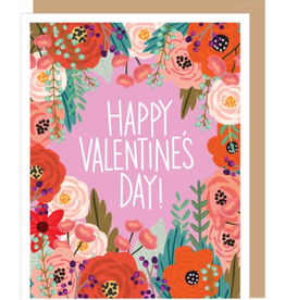 Apartment 2 Cards / Faire Floral Valentine's Day