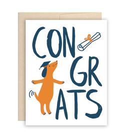 Cute Dog Diploma