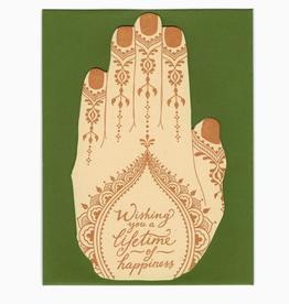 Hand Henna*