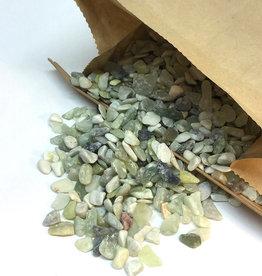 Fine Gravel - Jade- Mini Bag