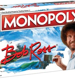 Game - Monopoly Bob Ross