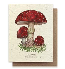 Bower Studio Fly Agaric Mushroom