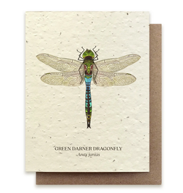 Bower Studio Dragonfly Plantable