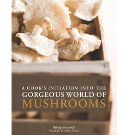 Cook's Initiation Into Mushrooms