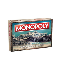 Game - Monopoly National Parks Special Edition