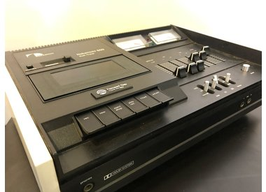 Used Cassette Decks and Reels