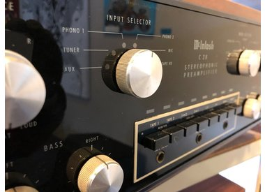 Used Preamplifiers