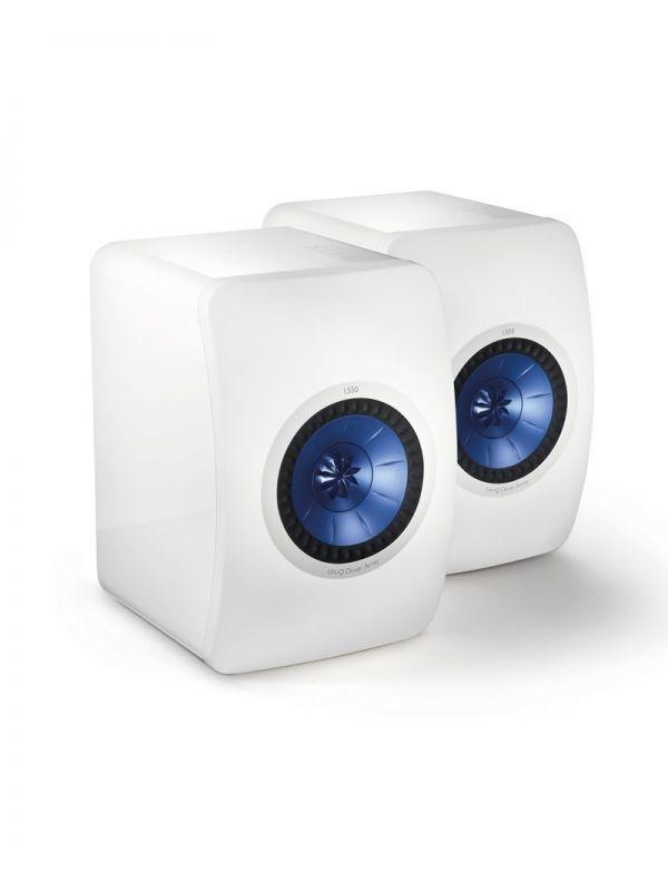 KEF LS50 Speakers