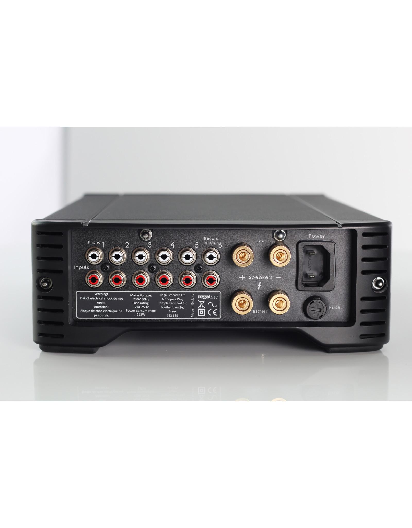 Rega Rega Brio Integrated Amplifier