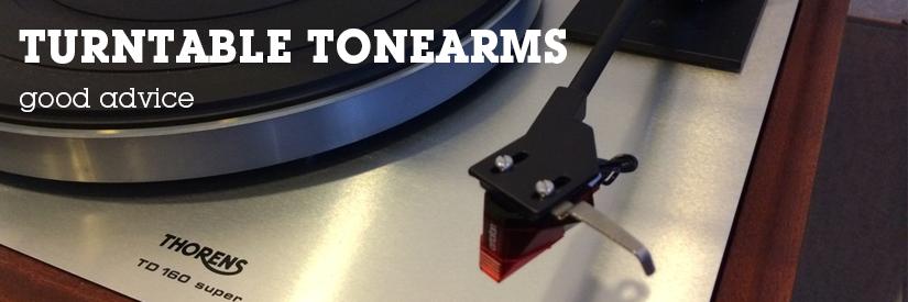 Turntable Tonearms