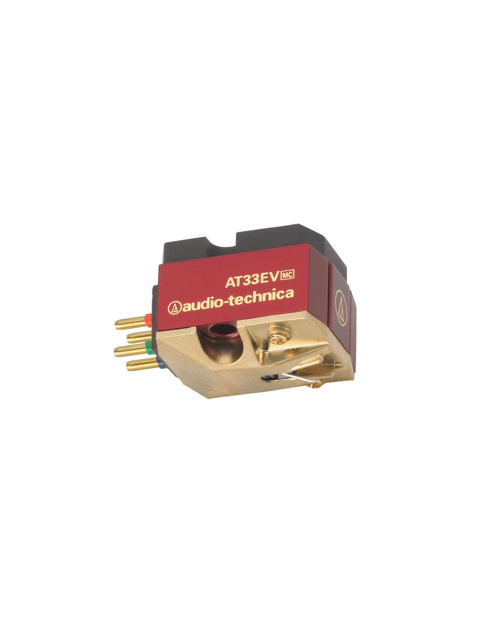 Audio-Technica Audio-Technica AT33EV Elliptical MC Phono Cartridge