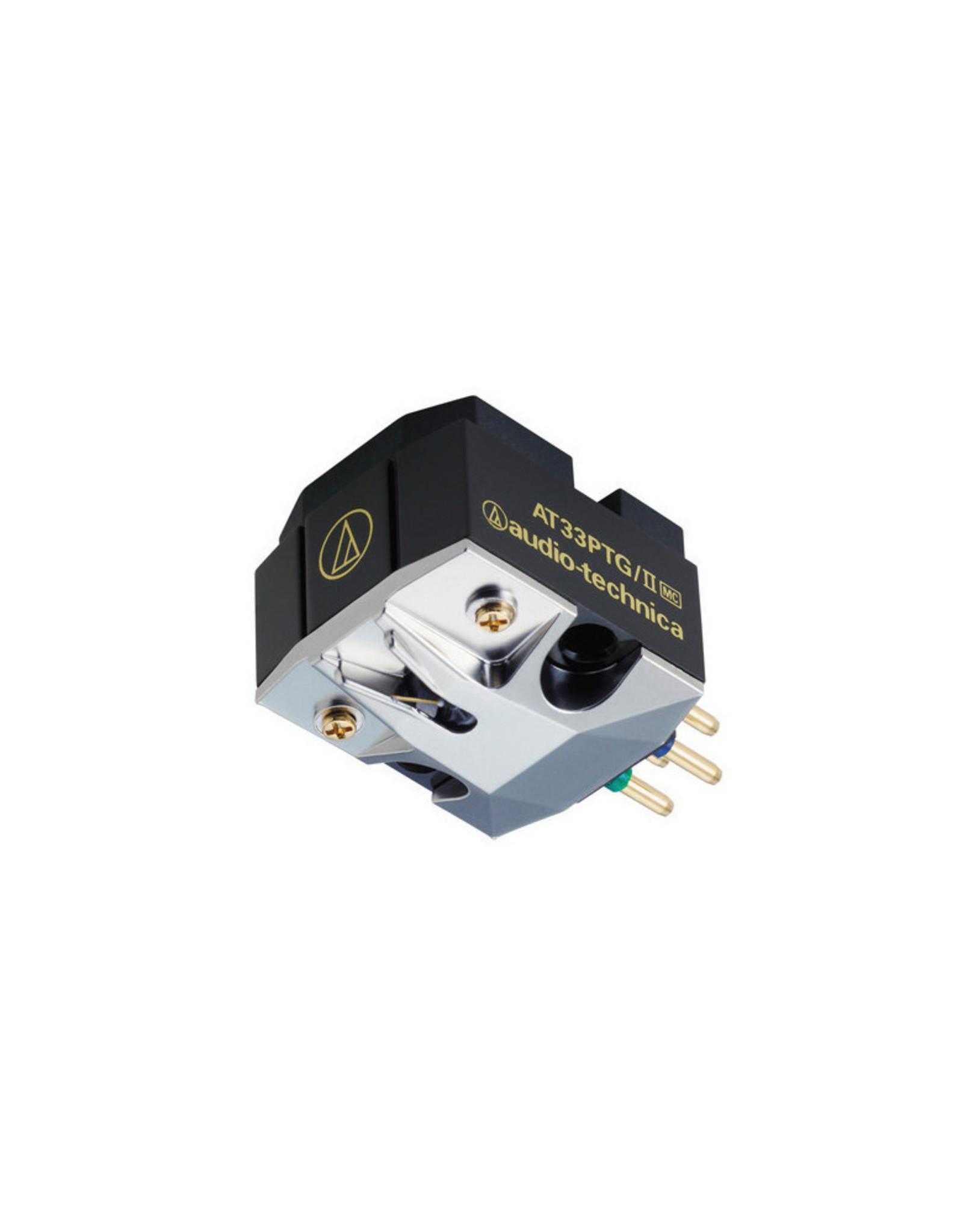 Audio-Technica Audio-Technica AT33PTG/2 Microlinear MC Phono Cartridge