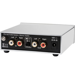 Pro-Ject Pro-Ject Phono Box Ultra 500 MM/MC Phono Preamp Chrome^