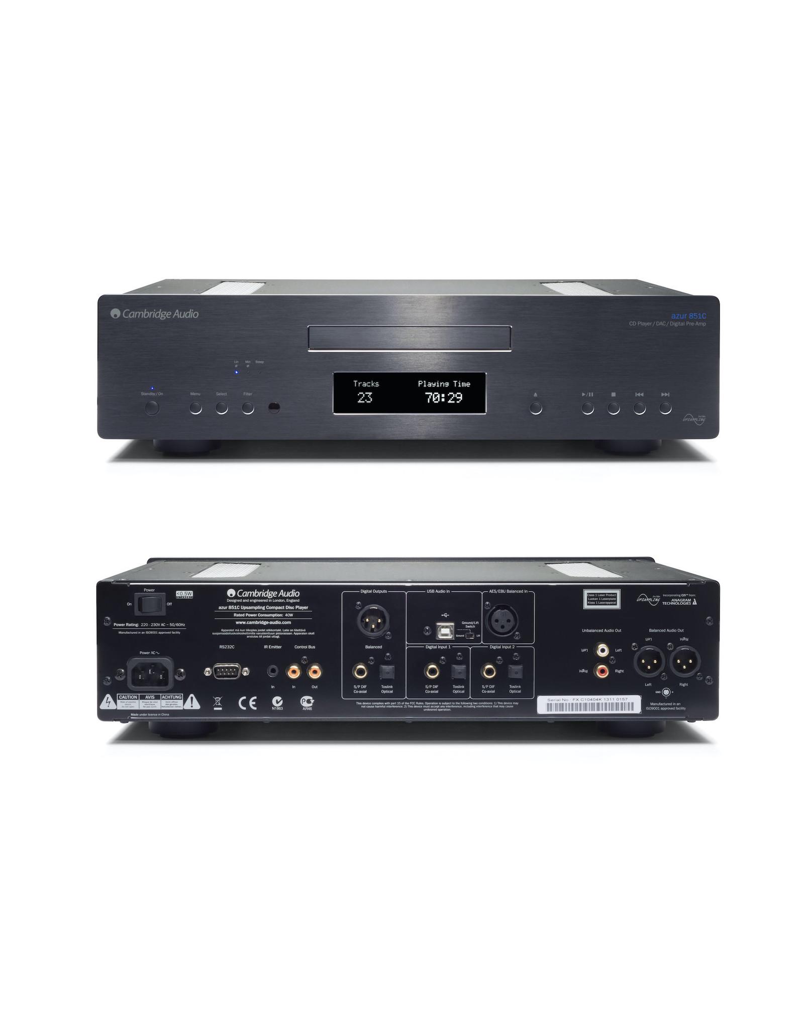 Cambridge Audio Cambridge Audio Azur 851C DAC & CD Player