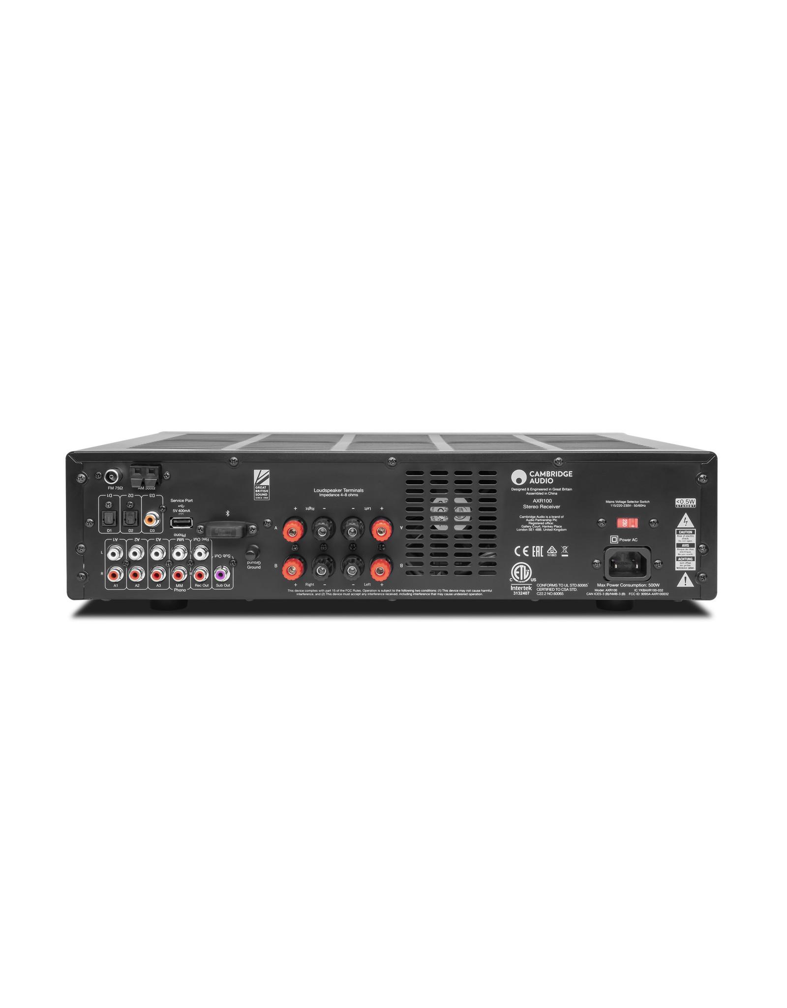 Cambridge Audio Cambridge Audio AXR100 Stereo Receiver