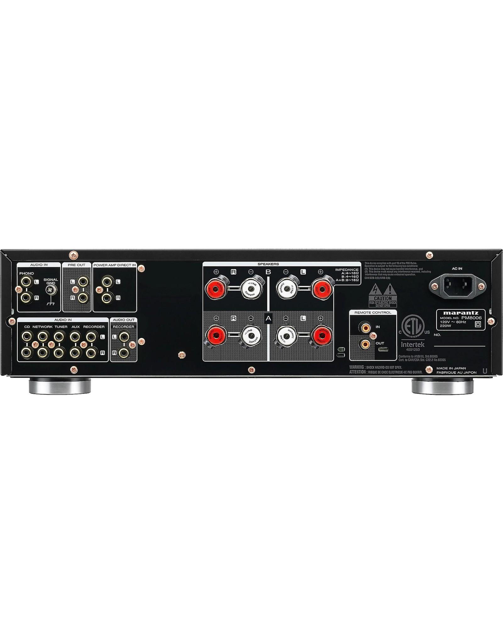 Marantz Marantz PM8006 Integrated Amplifier