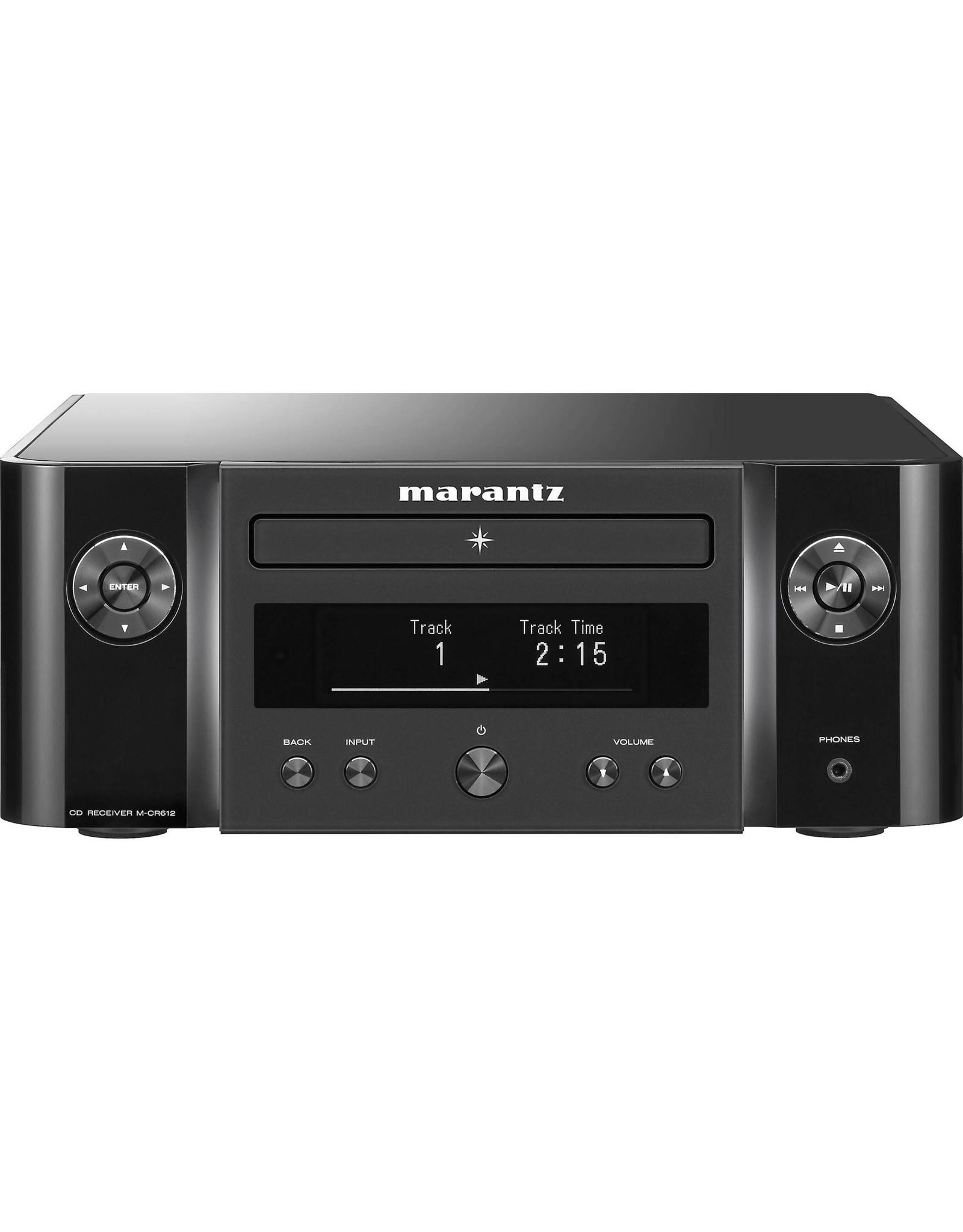 Marantz Marantz M-CR612 Network Mini CD Receiver (No Speakers)