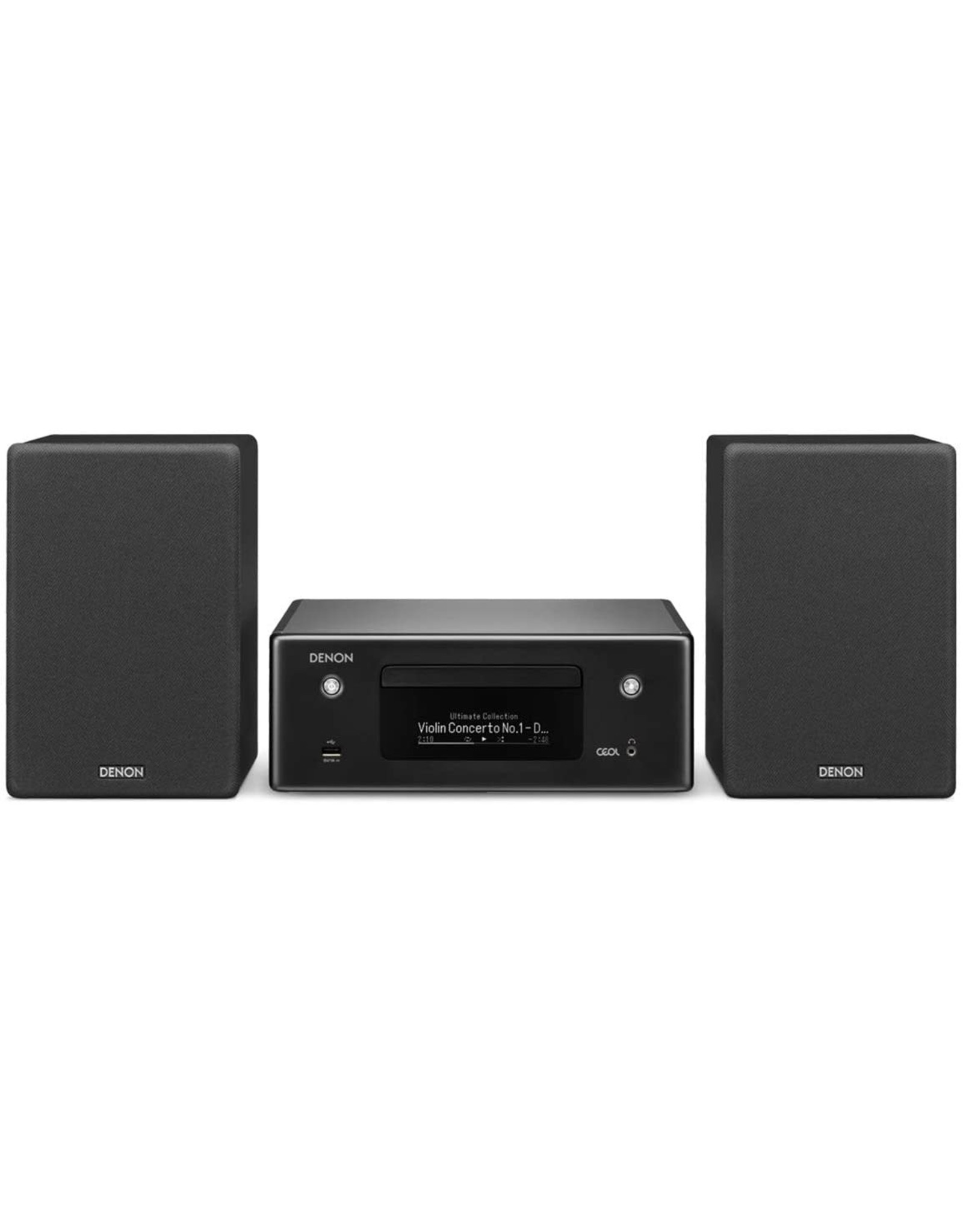 Denon Denon CEOL-N10 HEOS Network CD Mini System With Speakers