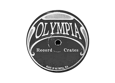 Olympia Record Crates