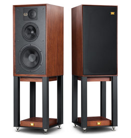Wharfedale Wharfedale Linton 85th Anniversary Standmount Speakers With Stands
