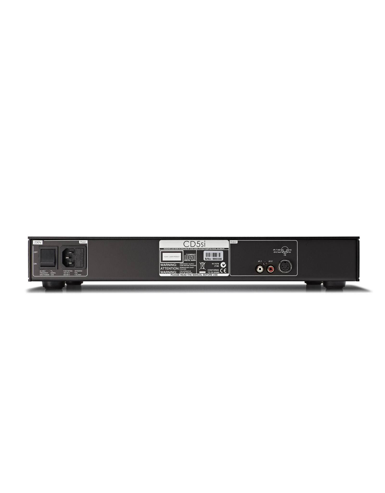 Naim Audio Naim Audio CD5si CD Player