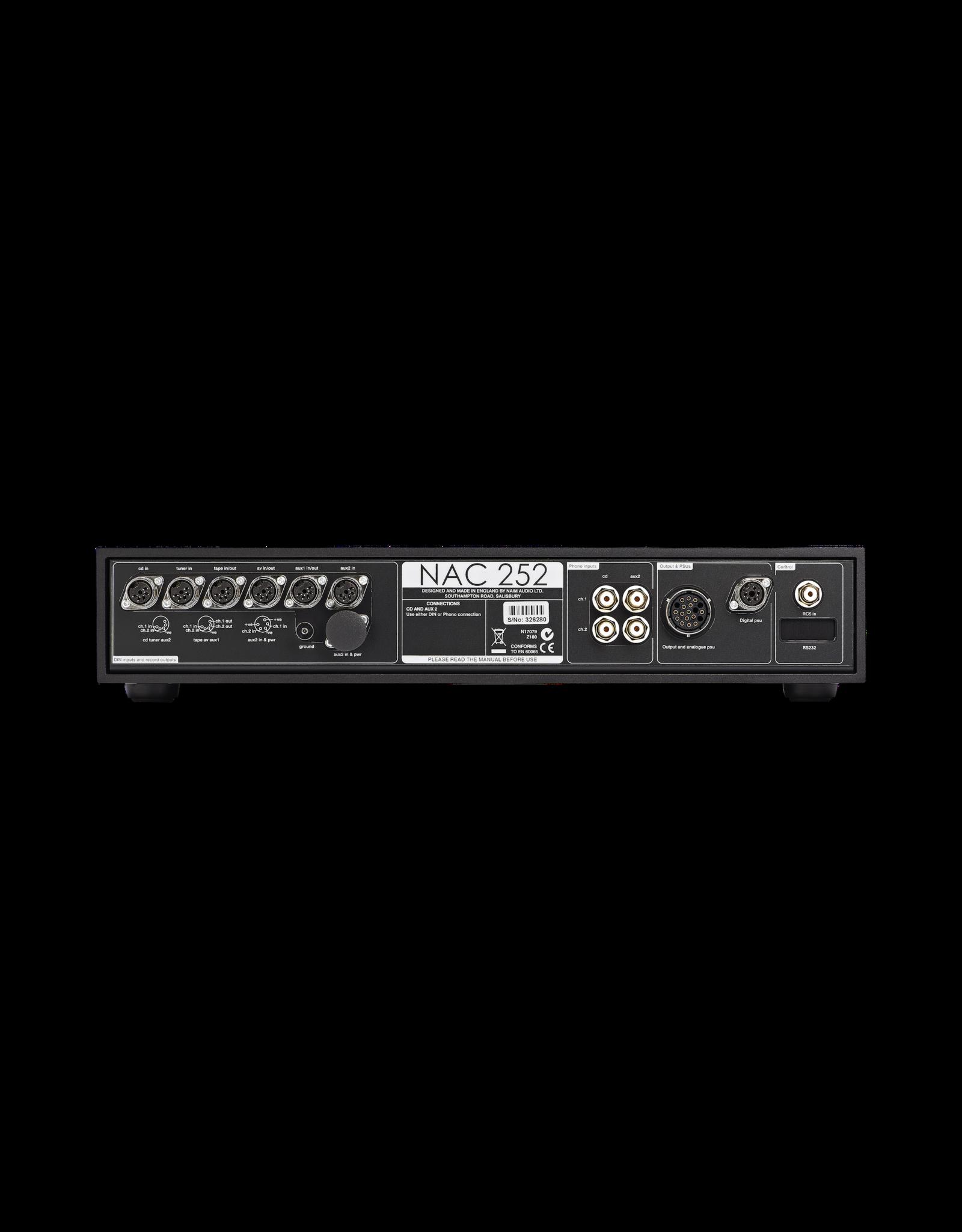 Naim Audio Naim Audio NAC 252 Preamplifier