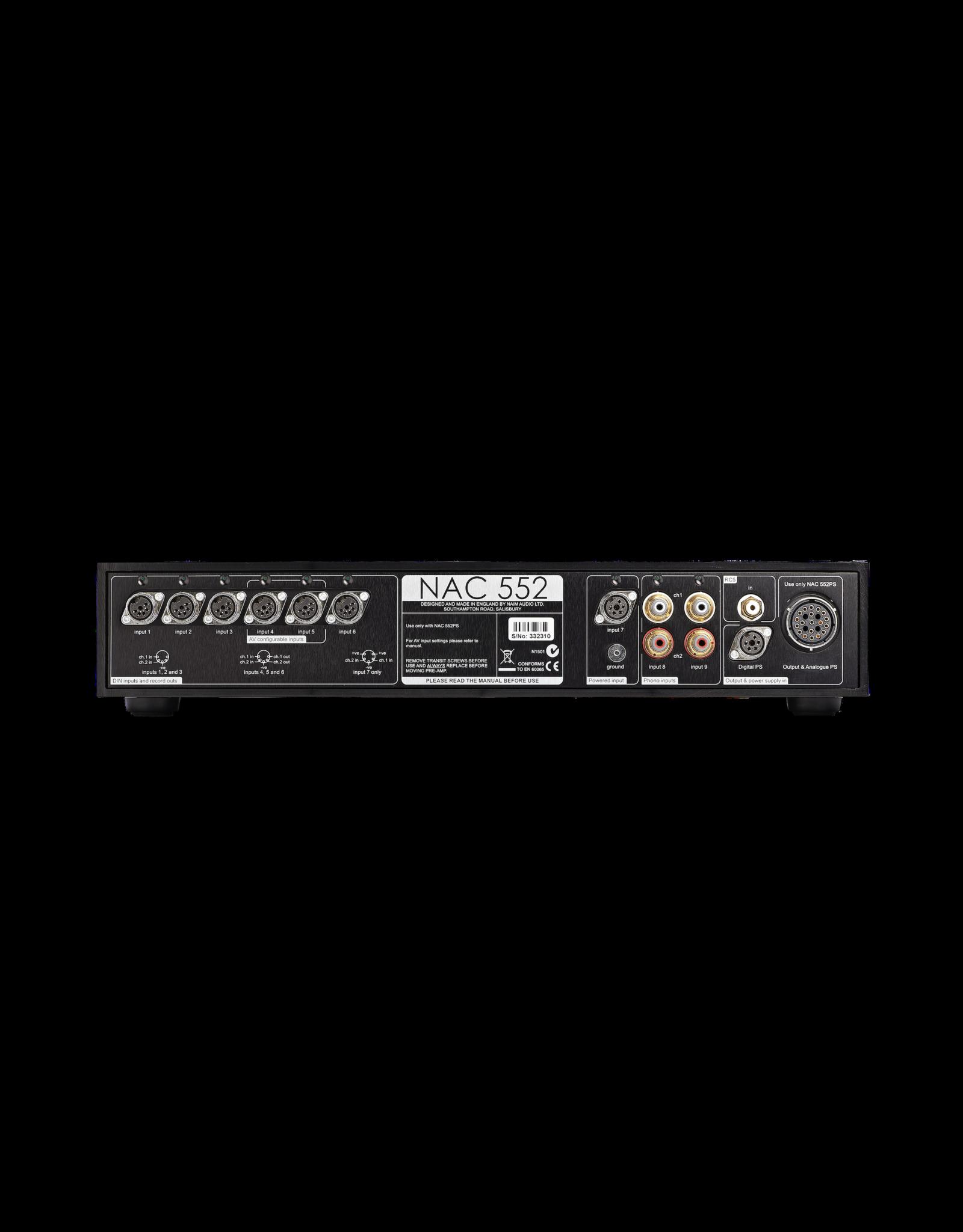 Naim Audio Naim Audio NAC 552 Preamplifier