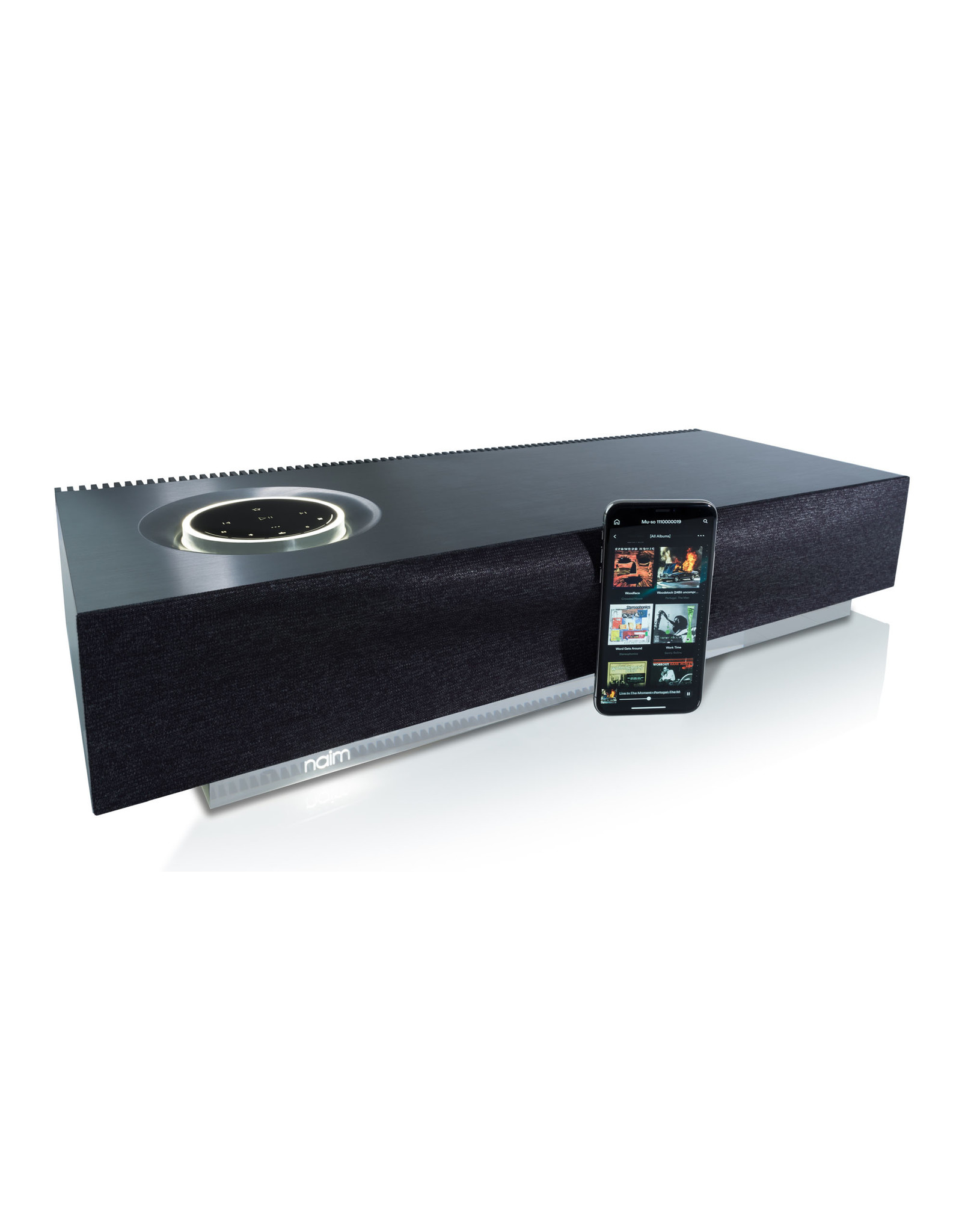 Naim Audio Naim Audio Mu-so 2nd Generation Wireless Speaker